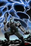 Atomic Robo web