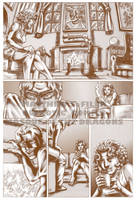Masque2Page9sepia by Flyler