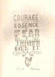 Courage by DamonVonBohn