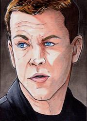 353. Jason Bourne by Christopher-Manuel