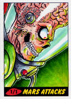 Mars Attacks by Christopher-Manuel