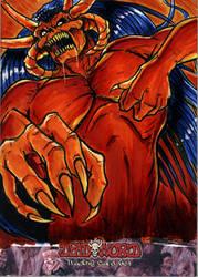 Deadworld Demon Lord by Christopher-Manuel