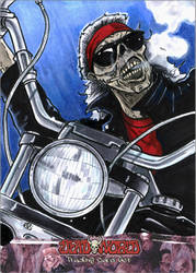 Deadworld King Zombie by Christopher-Manuel