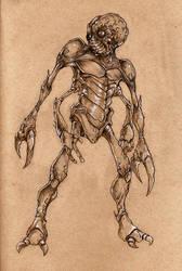 Metaluna Mutant by Christopher-Manuel