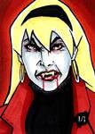 Gwen Stacy Vampire