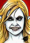 Sarah Michelle Gellar Vampire