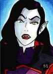 Asami Sato Vampire