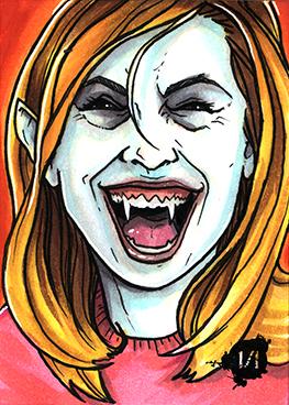 Allison Mack Vampire