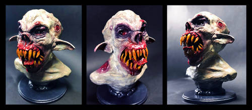 Ghoul by Christopher-Manuel