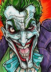 Joker by Christopher-Manuel