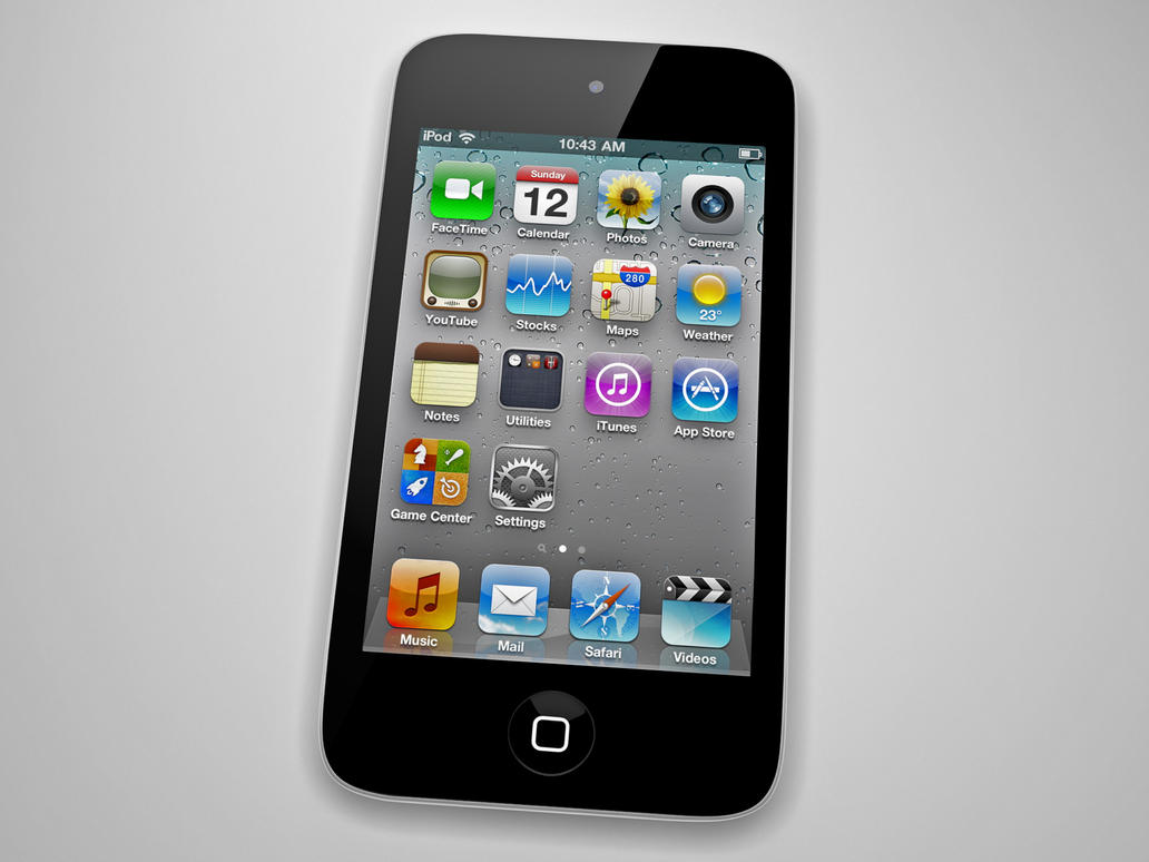 ipod touch by micododo on deviantart. Black Bedroom Furniture Sets. Home Design Ideas