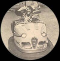 NICK IN A BUMPER CAR by electricsorbet