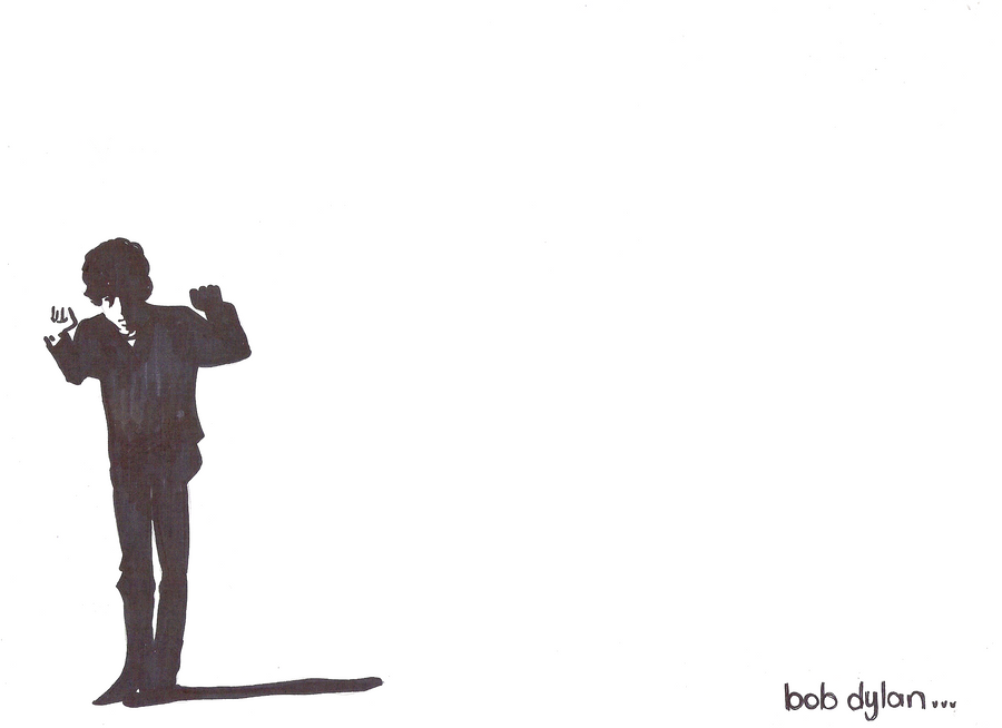 Bob Dylan Background By Electricsorbet