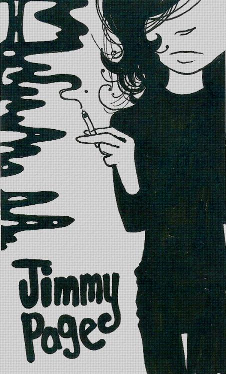 Jimmy Again by electricsorbet