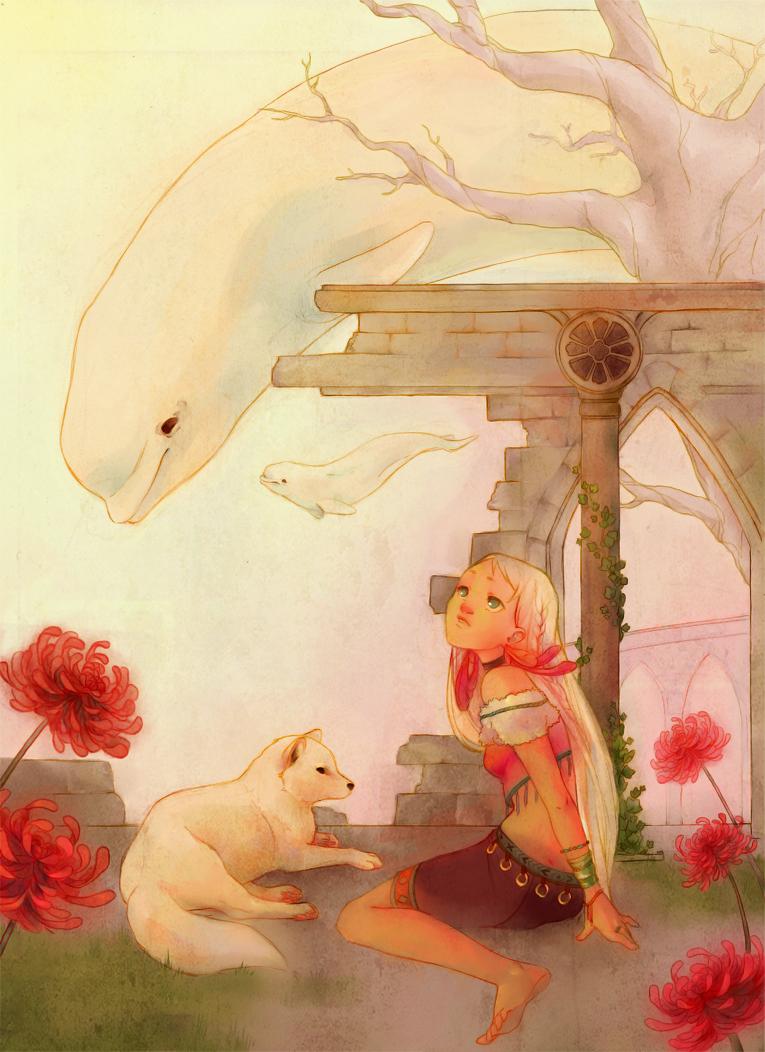Beluga by Rozenng
