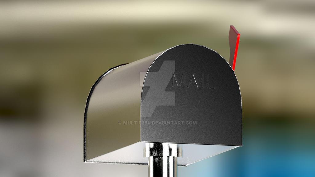 Mailbox VRAY by Multi0564 on DeviantArt