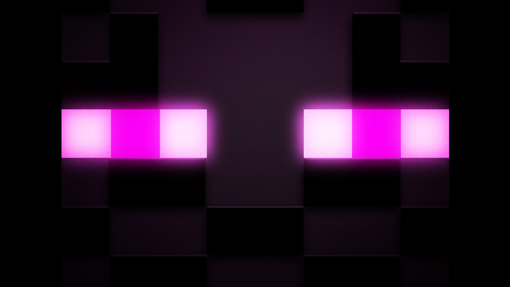 Enderman 2 BG by akitasilverwolf on DeviantArt