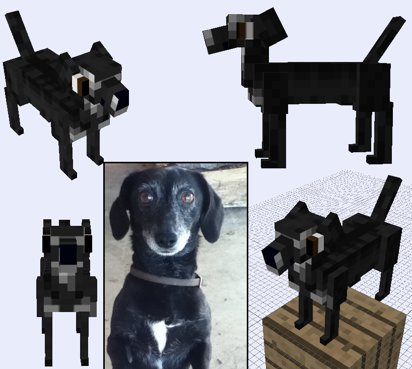 how to play dog mod