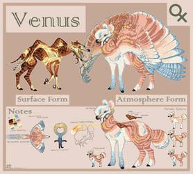 Planetary Dragon - Venus