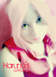 Cosplay Sakura'Haruno