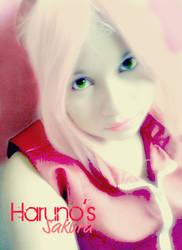 Cosplay Sakura'Haruno by HimeSakuraHaruno