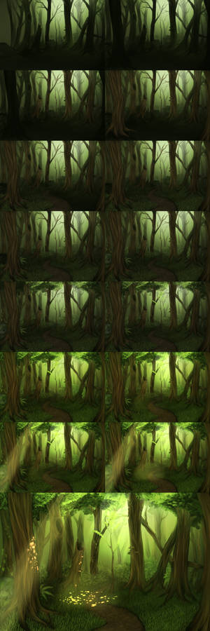 Forest - Step by Step