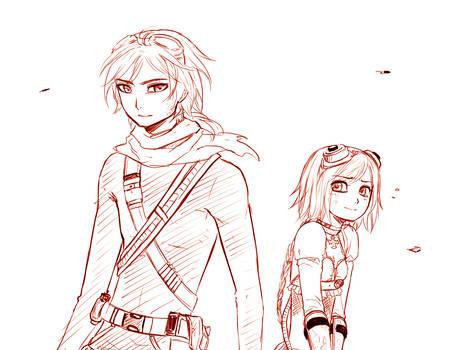 Jared and Miyuki