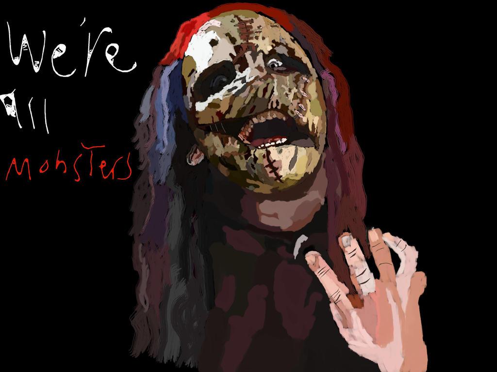 Slipknot Corey Taylor Vol.3 by FistOfRawr on DeviantArt