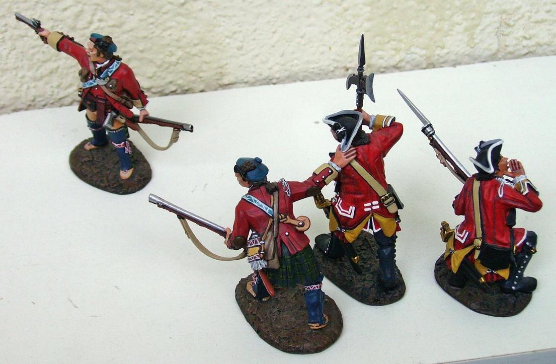 Figurines plomb john jenkins design by general custer on for John jenkins design