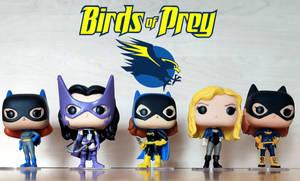 Funko pops Birds of Prey (2)