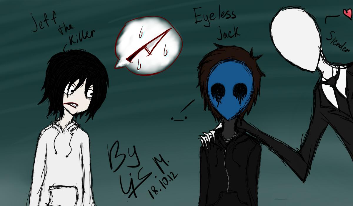 Eyeless Jack Je...