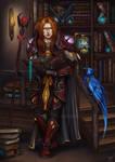 Commission: Aladarus