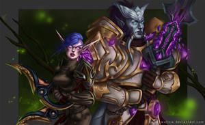 Commission: Tali and Artulis