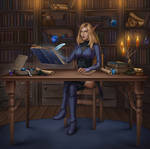 Commission: Elena