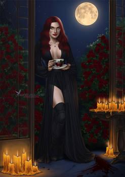 Commission: Daria