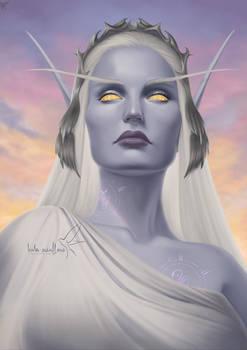 Commission: Thalyndrae Ravenshade