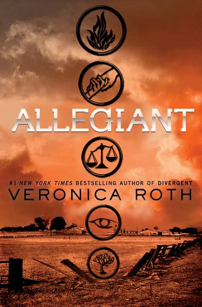 Allegiant (Divergent, #3) by Octaviana