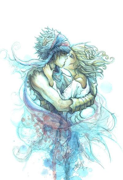 Kiss me by JohnDevlin