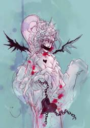 Her Black Wings by JohnDevlin