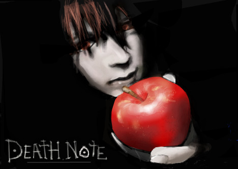 Kira-Death Note by Reicandy