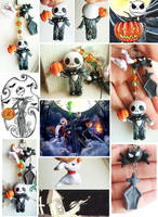 jack skellington charm commission by mayumi-loves-sora