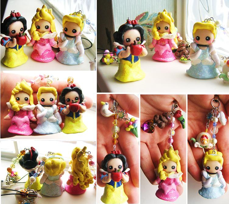 Disney Princess Charm Commission By Mayumi Loves Sora On