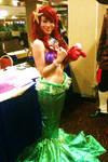 Ariel cosplay13