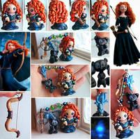 Commission Brave by mayumi-loves-sora