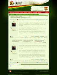 Rastafari.net.pl refresh forum by PELEk