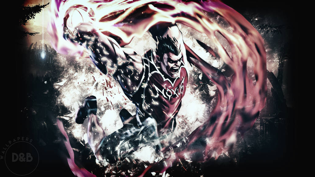 League Of Legends Dunkmaster Darius Wallpaper By Pancsicsdavid On
