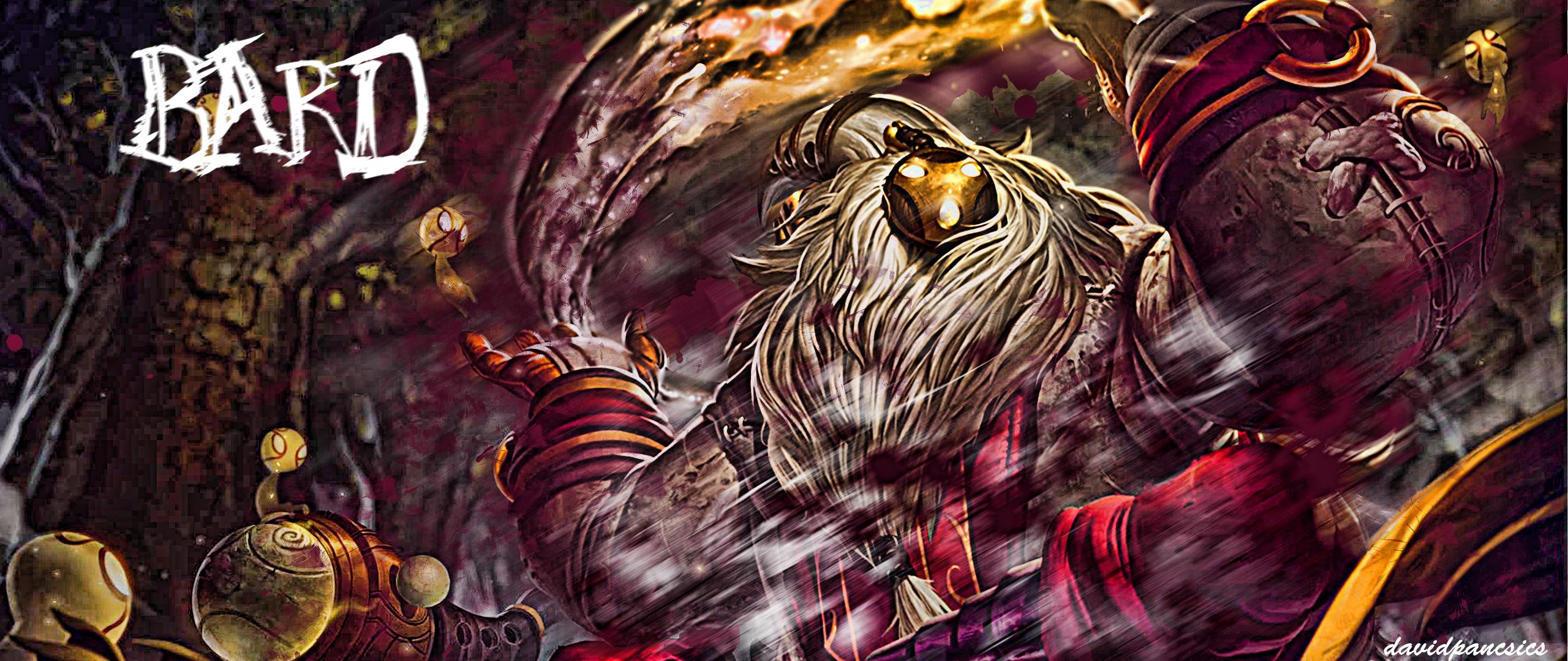 League Of Legends Bard Wallpaper By Pancsicsdavid On Deviantart
