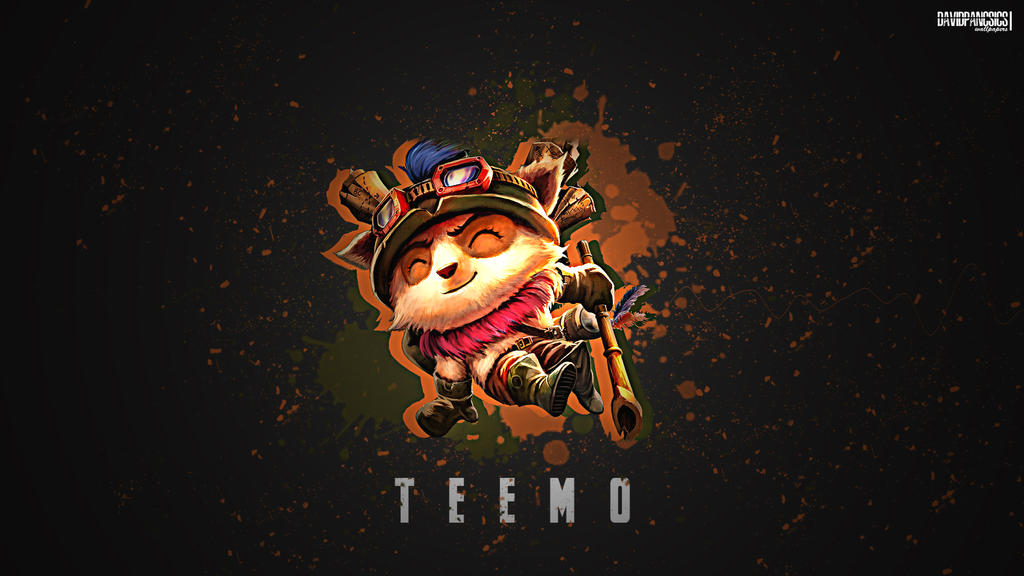 teemo wallpaper - photo #18