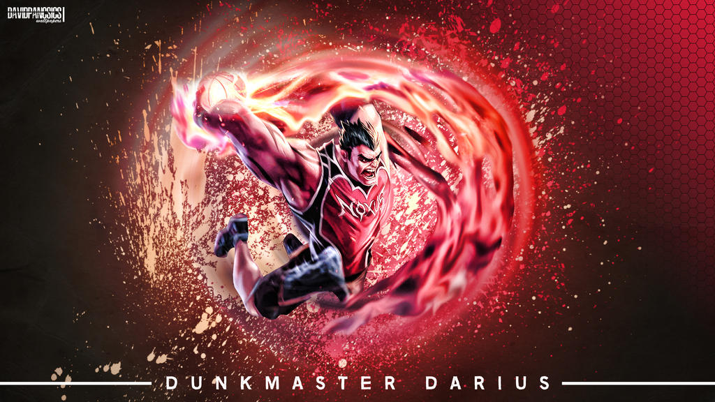 Dunkmaster Darius HD Wallpaper