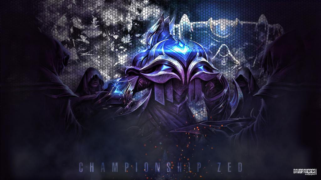 Championship Zed HD Wallpaper By Davidpancsics Pancsicsdavid